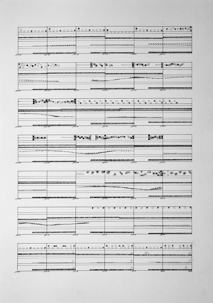 Single page scores